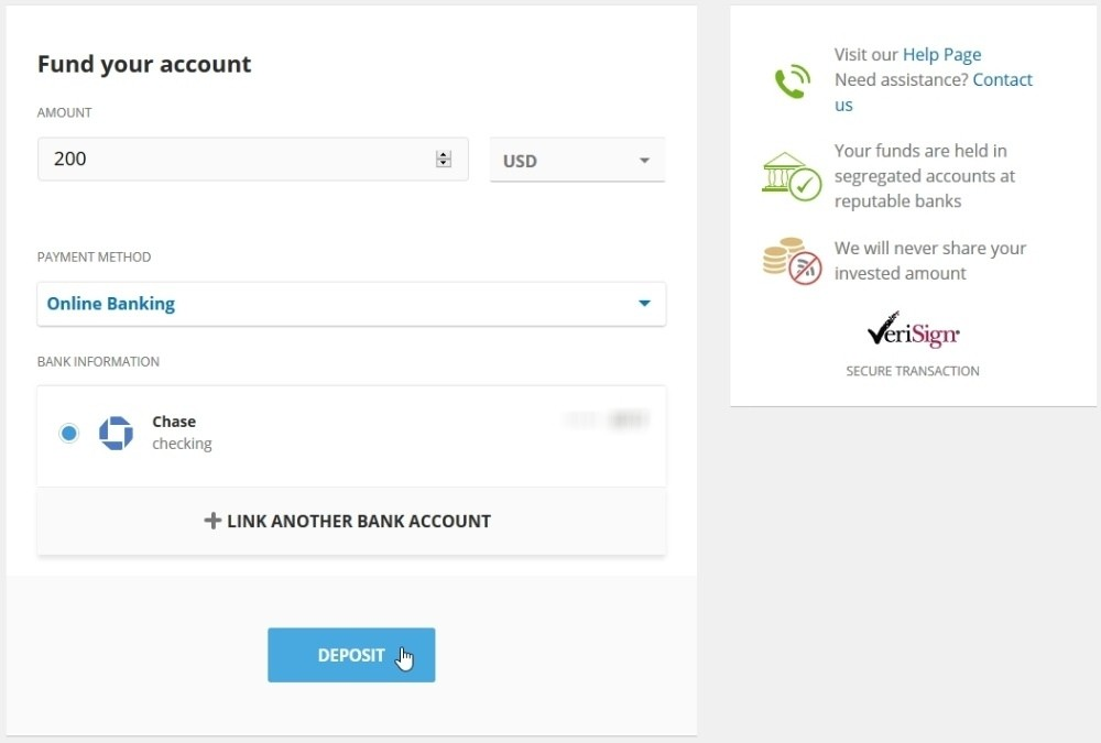 how to buy bitcoin on etoro step 3.1
