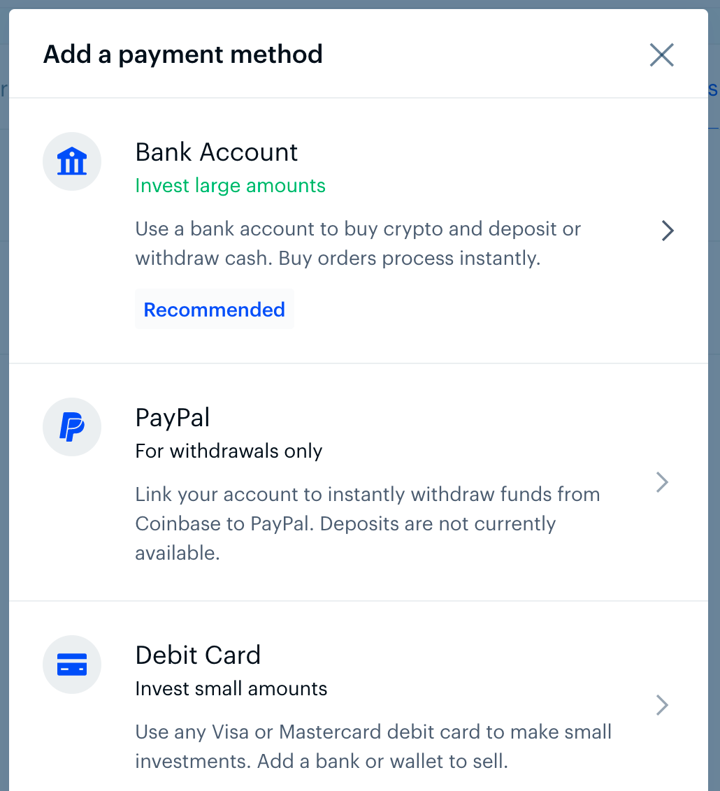 5 ways to buy bitcoin with credit card or debit instantly guide coinbase ccuart Images