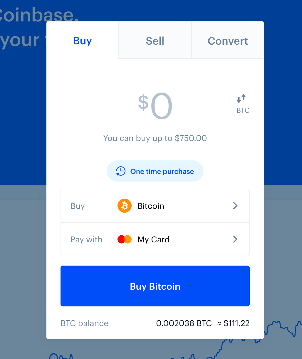 how to buy in bitcoins value