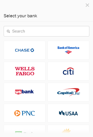 coinbase supported banks