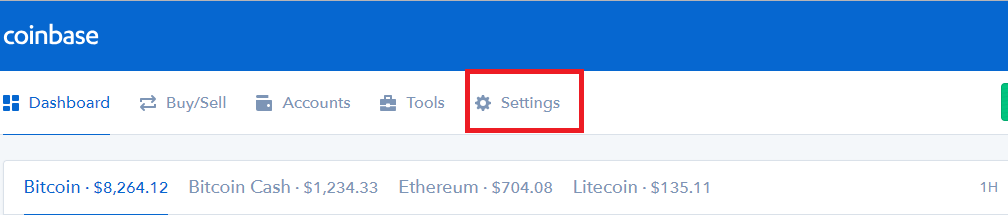 how to enable instant buy on coinbase
