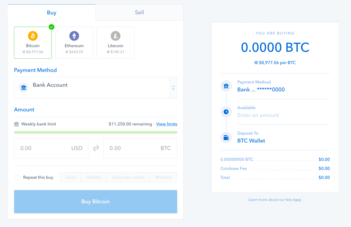 coinbase accounts view