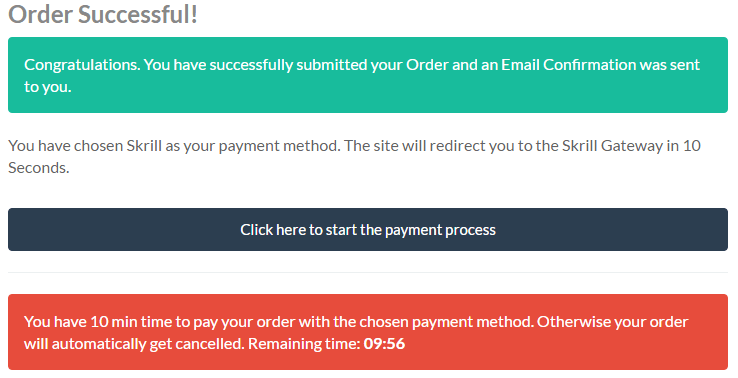 Skrill Sms Payment