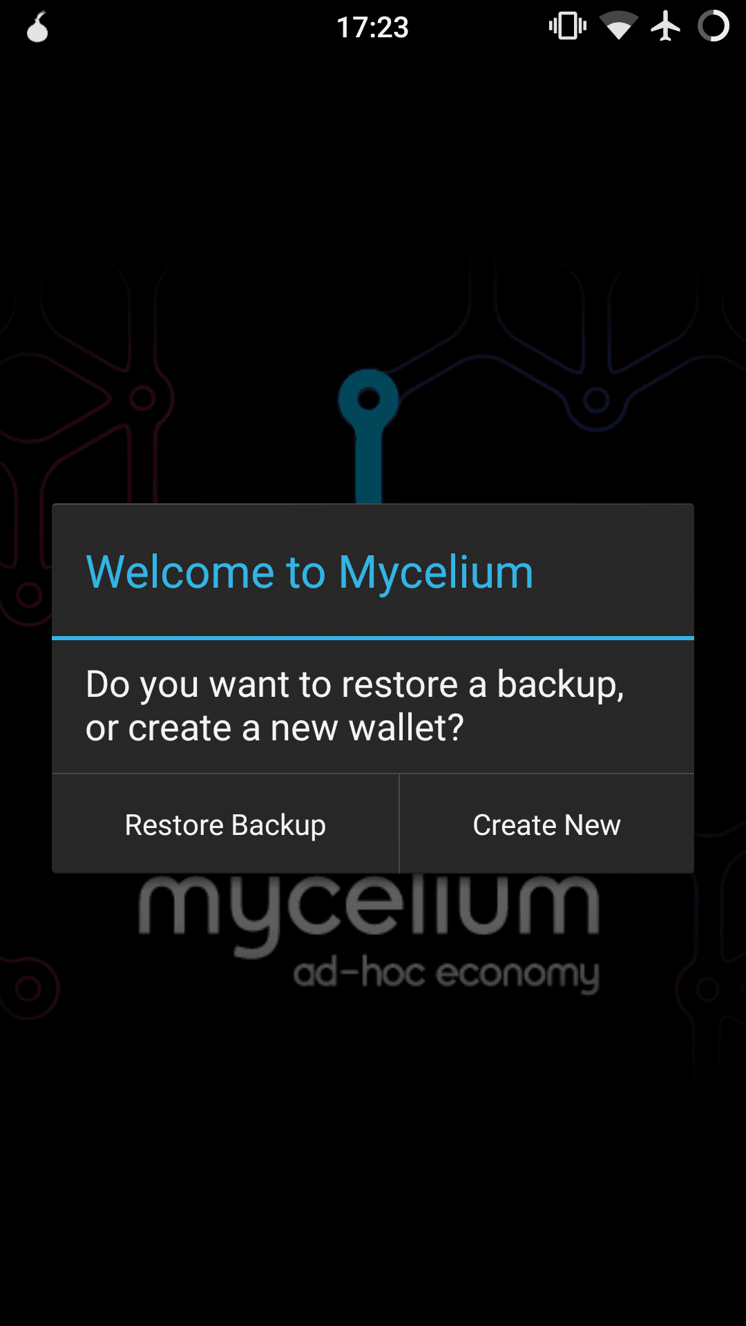 Welcome to Mycelium