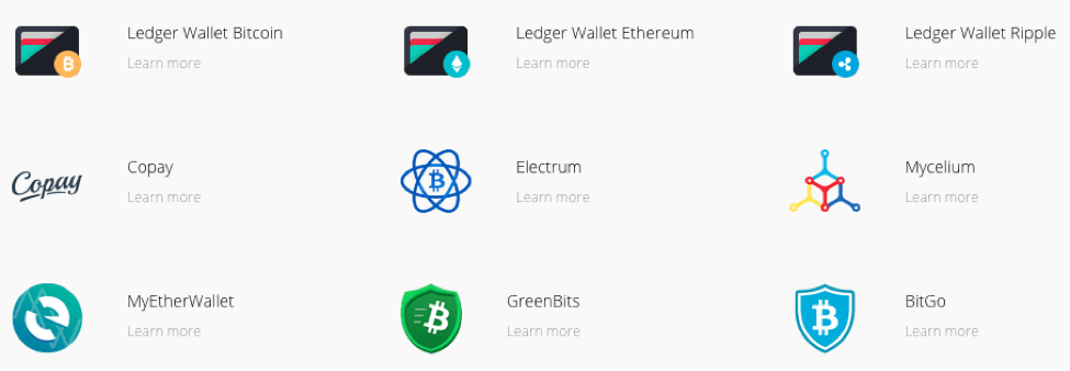 1,000+ Coins & Cryptocurrencies Supported by Ledger Nano S