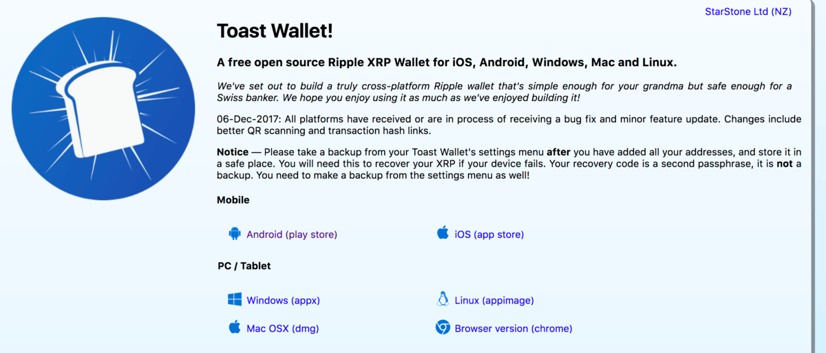ripple desktop wallet