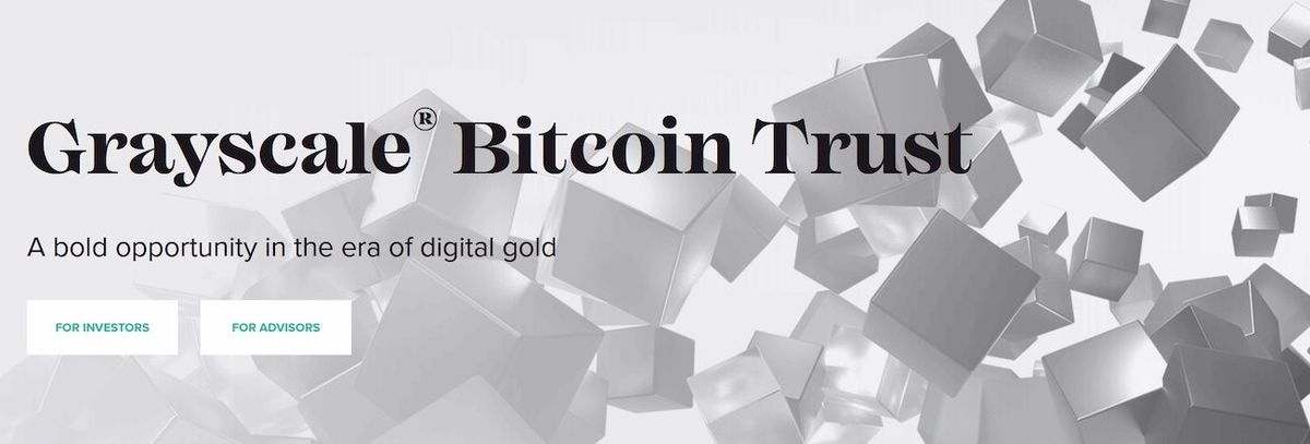 grayscal bitcoin trust