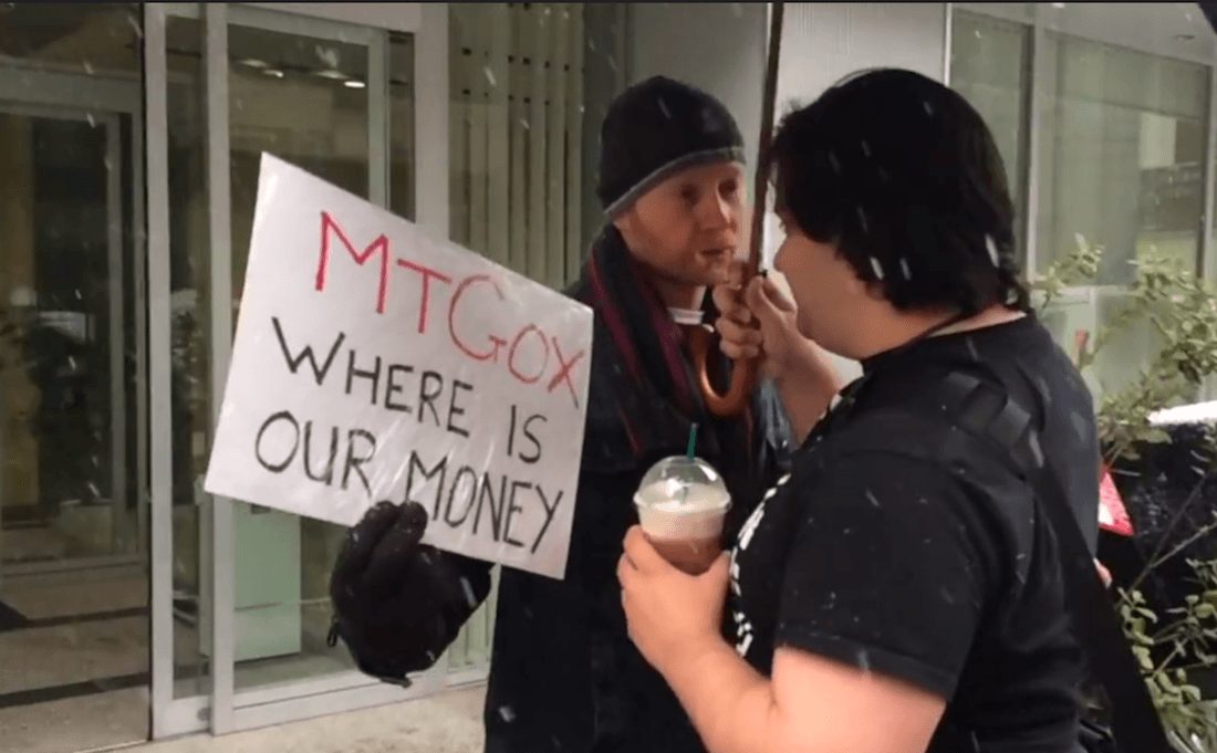 Mt Gox customer confronts Karpeles