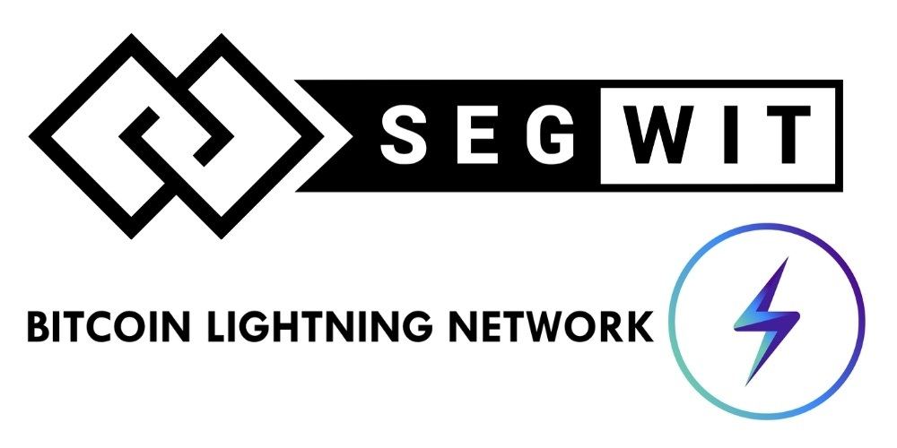 segwith and lightning network logo