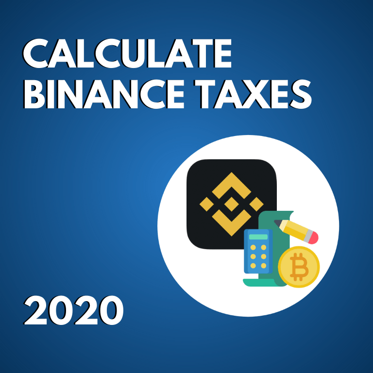 calculate binance taxes
