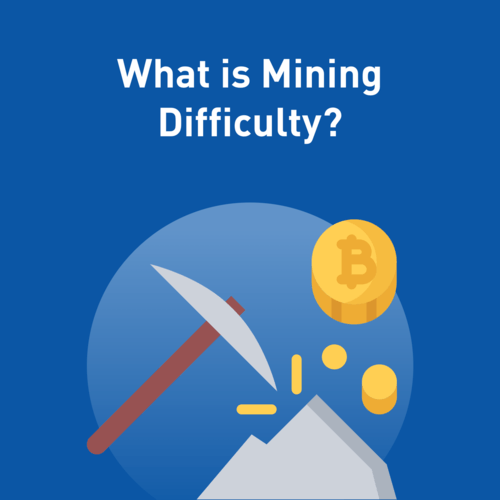 what is mining difficulty