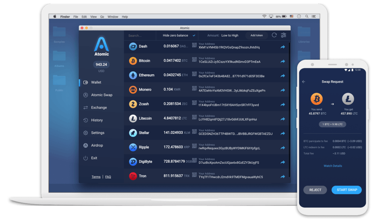 How to buy all cryptocurrency wallet software