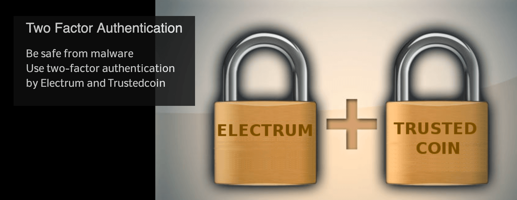 electrum wallet two factor authentication