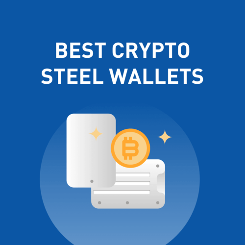 bitcoin steel wallets