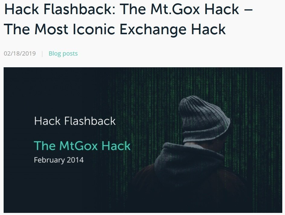 mt. gox headline