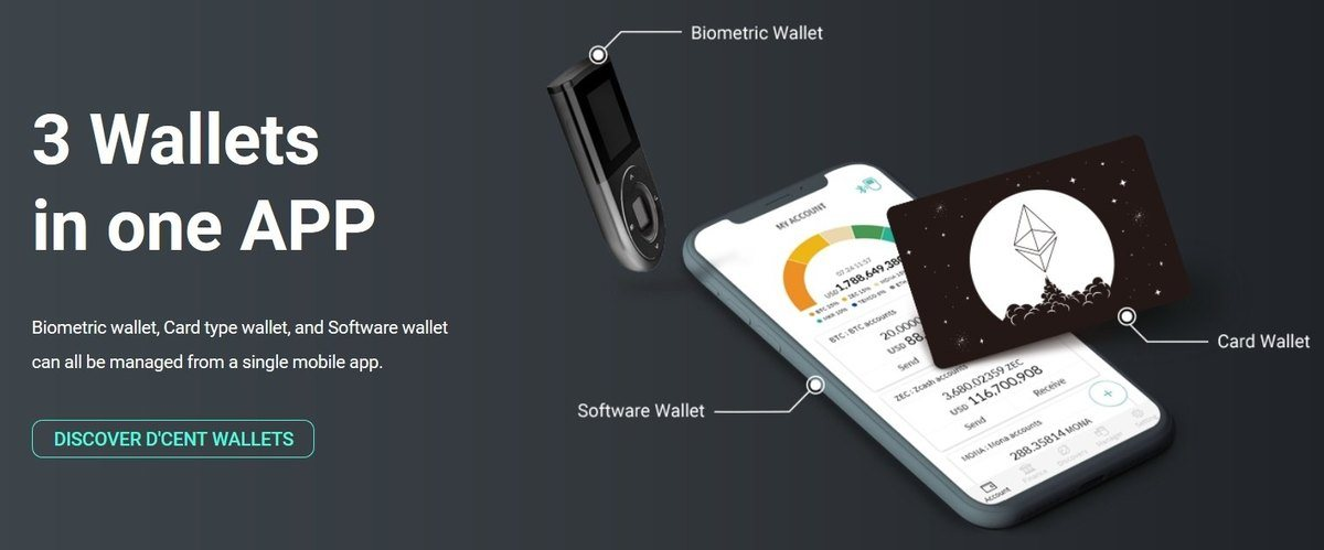 dcent wallet